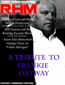 Frankie Oatway the Actor