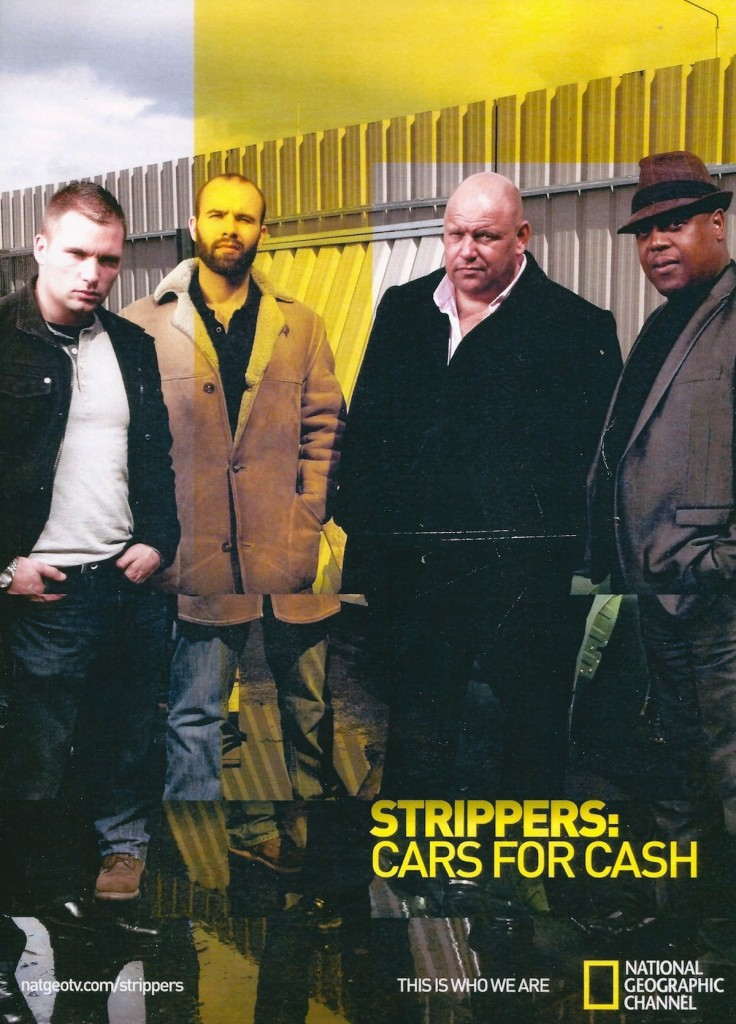 Strippers: Cars for Cash Promo Image